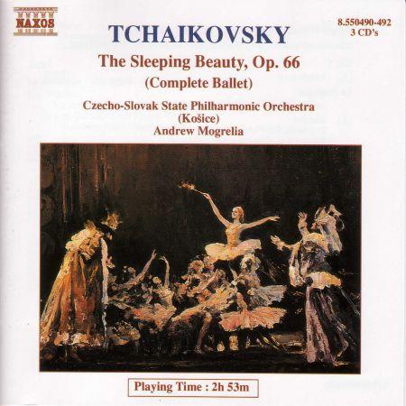 Tchaikovsky: Sleeping Beauty (The) (Complete Ballet) - CD