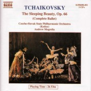 Tchaikovsky: Sleeping Beauty (The) (Complete Ballet) - CD
