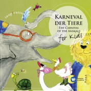 Çeşitli Sanatçılar: Saint-Saens: The Carnival Of The Animals - CD