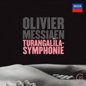 Jean-Yves Thibaudet, Riccardo Chailly, Royal Concertgebouw Orchestra, Takashi Harada: Messiaen: Turangalila Symphony - CD