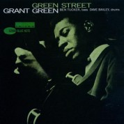 Grant Green: Green Street - CD
