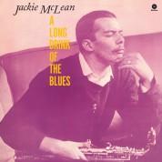 Jackie McLean: A Long Drink Of The Blues - Plak
