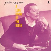 Jackie McLean: A Long Drink Of The Blues - Plak