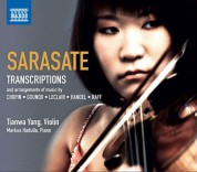 Markus Hadulla, Tianwa Yang: Sarasate: Violin & Piano Music, Vol. 4 - CD