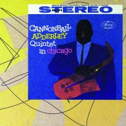 John Coltrane, Cannonball Adderley: Quintet in Chicago - CD