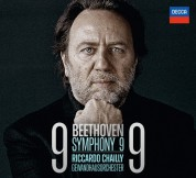 Riccardo Chailly, Gewandhausorchester Leipzig: Beethoven: Symphony No.9 - CD