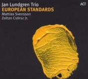 Jan Lundgren Trio: European Standards - CD