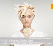 Accademia Bizantina, Ottavio Dantone: Vivaldi: L'incoronazione di Dario - CD