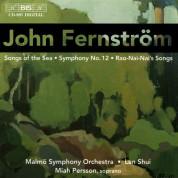 Malmö Symphony Orchestra, Lan Shui, Miah Persson: Fernström: Symphony No.12 - CD