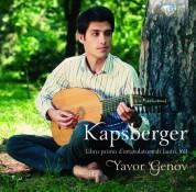 Yavor Genov: Kapsberger: Libro D'Intavolatura di Lauto - CD