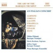 Wasa Baroque Ensemble: Baroque Trumpet (The Art Of The), Vol. 5 - CD