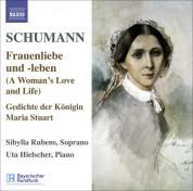 Sibylla Rubens: Schumann.: Lied Edition, Vol. 5: Frauenliebe Und -Leben, Op. 42 - Gedichte Der Konigin Maria Stuart, Op. 135 - 7 Lieder, Op. 104 - CD