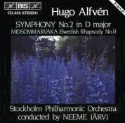 Royal Stockholm Philharmonic Orchestra, Neeme Järvi: Alfvén: Symphony No.2 - CD