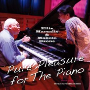 Makoto Ozone, Ellis Marsalis: Pure Pleasure For The Piano - CD