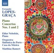 Eldar Nebolsin: Lopes-Graça: Piano Concertos Nos. 1 & 2 - CD