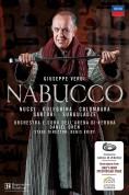 Colombara, Coro dell´ Arena di Verona, Guleghina, Leo Nucci, Orchestra dell´ Arena di Verona, Daniel Oren, Fabio Sartori, Nino Surguladze: Verdi: Nabucco - DVD