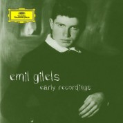 Emil Gilels: Early Recordings - CD