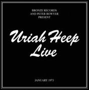 Uriah Heep: Live '73 - Plak