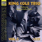 King Cole Trio: Transcriptions, Vol. 3 (1939) - CD