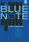Max Roach, Ron Carter, André Previn, Herbie Hancock, Bertrand Tavernier, Carlos Santana, Taj Mahal, Kareem Abdul Jabbar, Çeşitli Sanatçılar: Blue Note - A Story of Modern Jazz - DVD