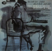 Horace Silver: Blowin' The Blues Away - Plak