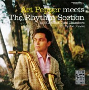Art Pepper: Meets The Rhythm Section - Plak