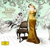 Anne-Sophie Mutter, Lambert Orkis: Mozart: The Violin Sonatas - CD