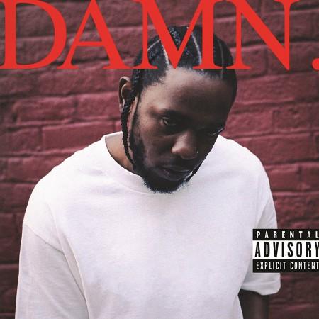 Kendrick Lamar: Damn - Plak