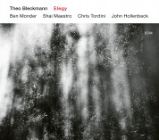 Theo Bleckmann: Elegy - CD
