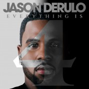 Jason Derulo: Everything Is 4 - CD