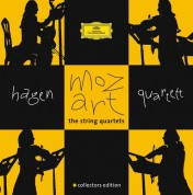 Hagen Quartett: Mozart: The String Quartets - CD