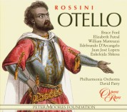 Bruce Ford, Elizabeth Futral, Philharmonia Orchestra, David Parry: Rossini: Otello - CD