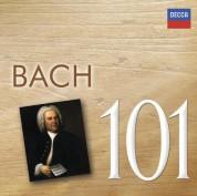 Çeşitli Sanatçılar: 101 Bach - CD