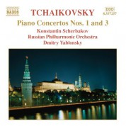 Tchaikovsky: Piano Concertos Nos. 1 and 3 - CD