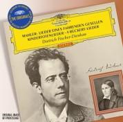 Berlin Philharmonic, Dietrich Fischer-Dieskau, Karl Böhm, Rafael Kubelik, Symphonieorchester des Bayerischen Rundfunks: Mahler: Lieder E. Fahrenden Gesellen - CD