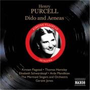 Kirsten Flagstad: Purcell: Dido and Aeneas (Flagstad, Schwarzkopf, Hemsley) (1952) - CD