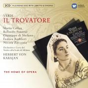 Herbert von Karajan: Verdi: Il Trovatore - CD