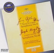 Berliner Philharmoniker, Wilhelm Furtwängler: Schubert/ Haydn: Symphonies - CD