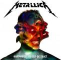 Metallica: Hardwired...To Self-Destruct - Plak