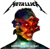 Metallica: Hardwired...To Self-Destruct - Plak