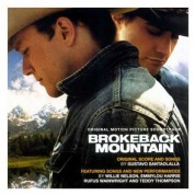 Gustavo Santaolalla: Brokeback Mountain (Soundtrack) - CD