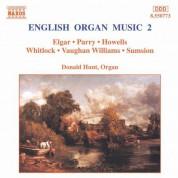 English Organ Music, Vol.  2 - CD