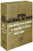 Orchestra & Chorus of the Opéra national de Paris: Prokofiev, Rossini, Tchaikovsky - DVD