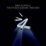 Mike Oldfield: The Studio Albums: 1992-2003 - CD