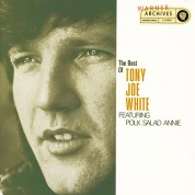 Tony Joe White: The Best Of Feat.Polk Salad Annie - CD
