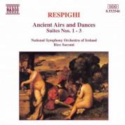 Ricco Saccani: Respighi: Ancient Airs and Dances, Suites Nos. 1-3 - CD