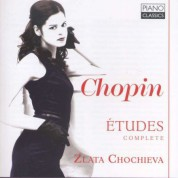 Zlata Chochieva: Chopin: Études - CD