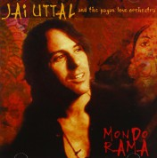 Jai Uttal, The Pagan Love: Mondo Rama - CD