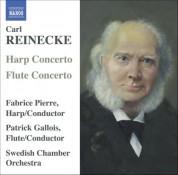 Reinecke: Flute Concerto / Harp Concerto / Ballade - CD