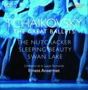 Maurice Gendron, L'Orchestre da la Suisse Romande, Ernest Ansermet: Tchaikovsky: The Great Ballets - CD